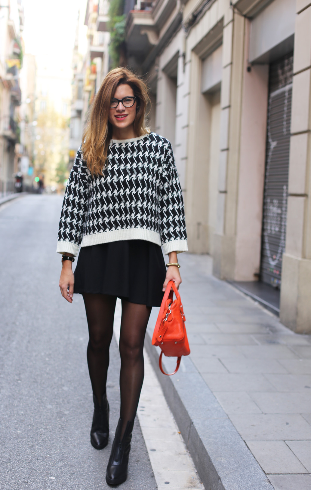 Longcham-bag_Black-and-white-outfit