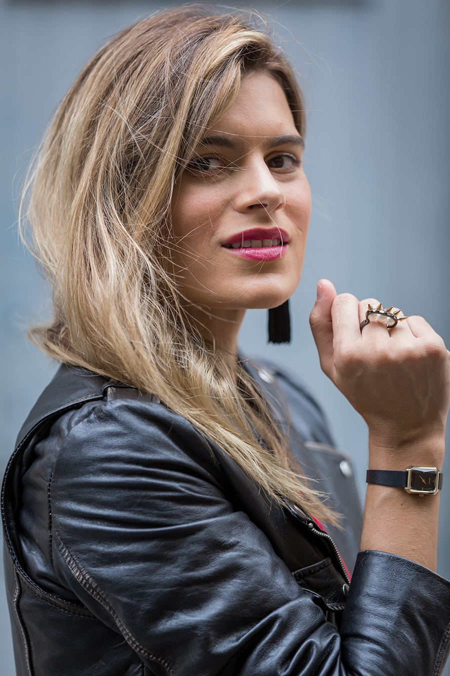NA_KD leather jacket silviaboschblog