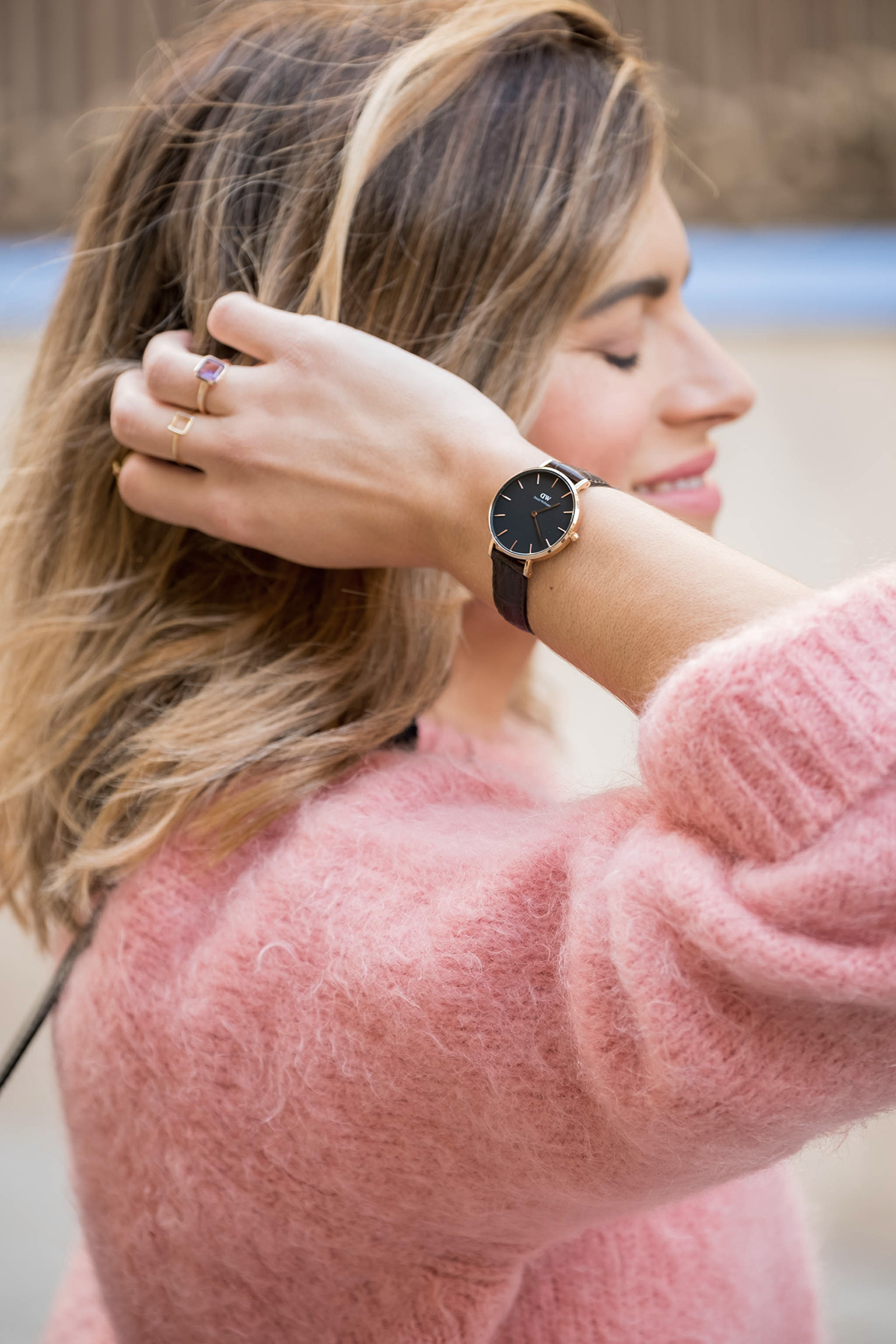 Daniel Wellington black watch silviaboschblog