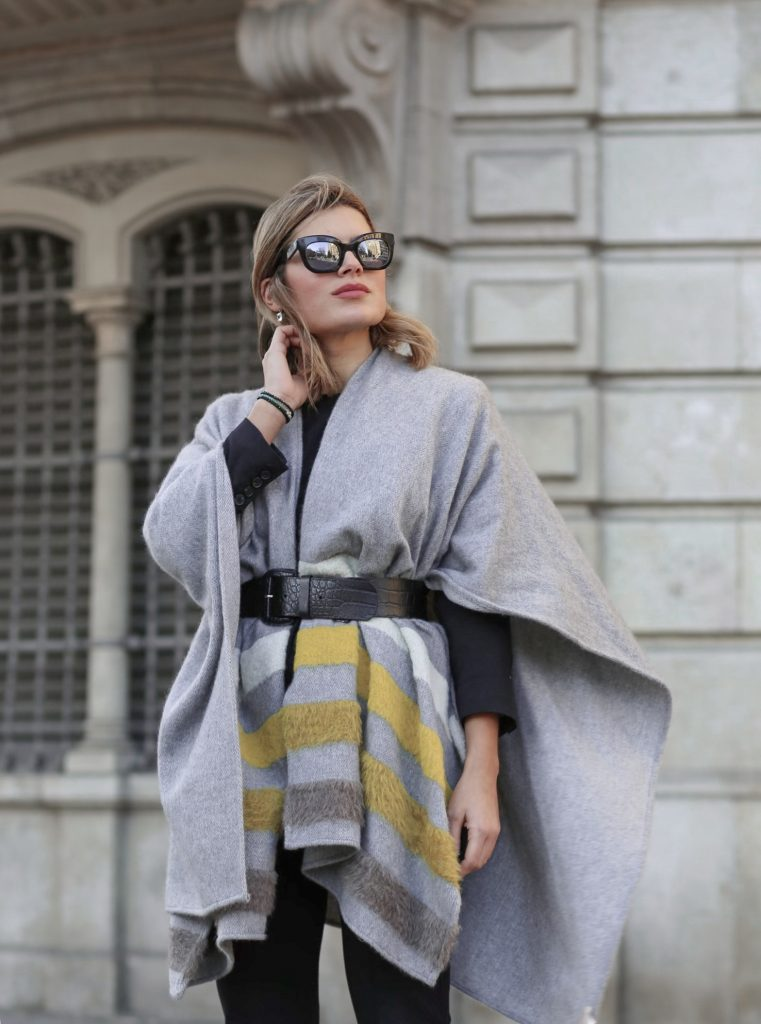 Look Naulover capa gris